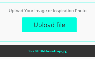 How to Create a Custom Upload Button with Upload File Text
