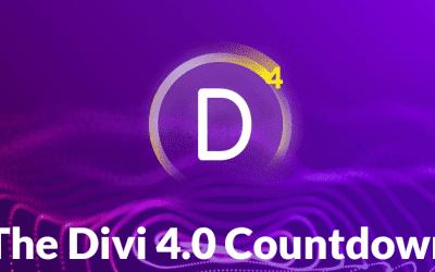 Divi 4.0 Incoming!